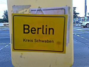Berlin - Kreis Schwaben